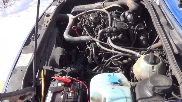 Vw Starter Solenoid Contacts Bypass Test