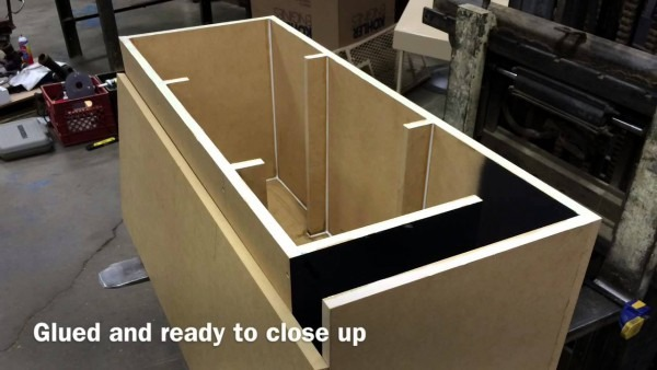 Ported Box Build For 1