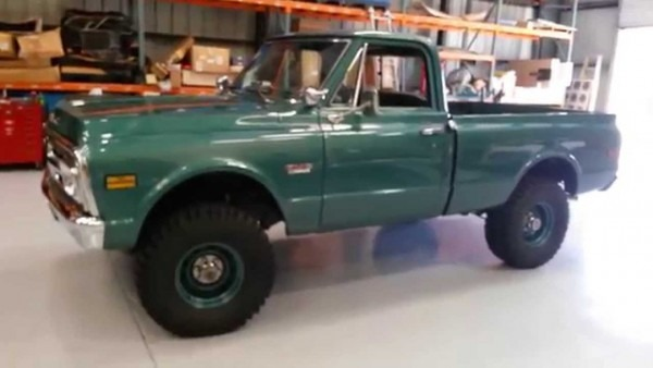 1970 K10 For Sale