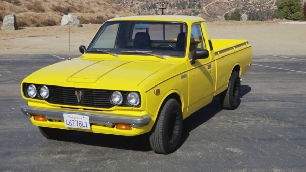 1977 Toyota Longbed Pickup Sr5 20r 5 Speed Walkthrough, Start And