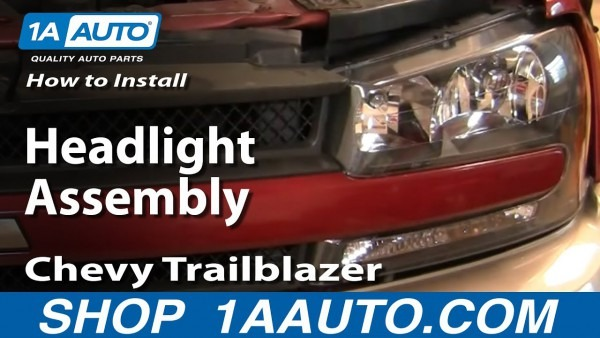 How To Replace Headlight Assembly 02