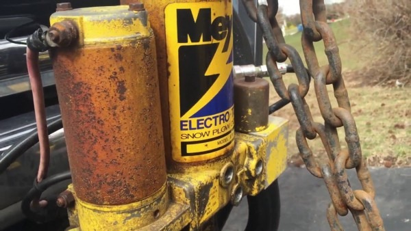 How To Change Hydro Oil Meyers E 47