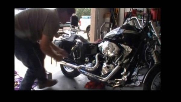 How To Remove Harley Davidson Starter