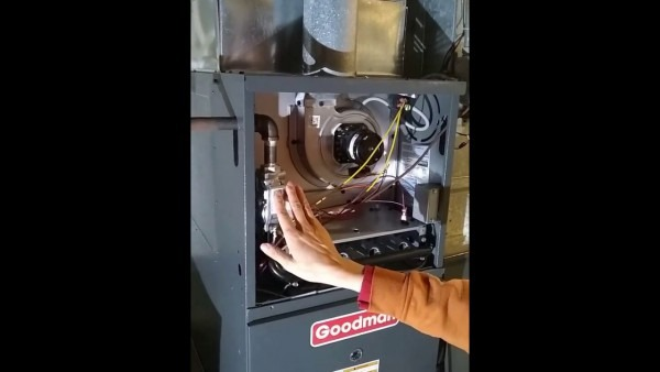 Goodman Gas Furnace Won't Start 2