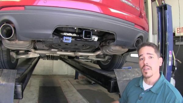 Install Trailer Wiring 2014 Chevrolet Traverse 118270