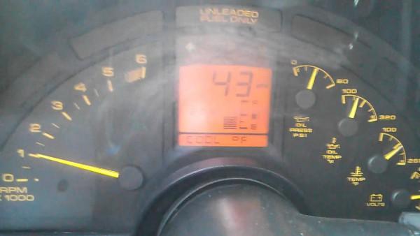 1993 Corvette Automatic Transmission Problem