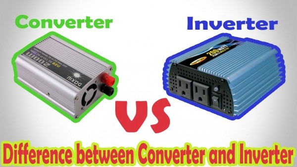 Rv Inverter Converter
