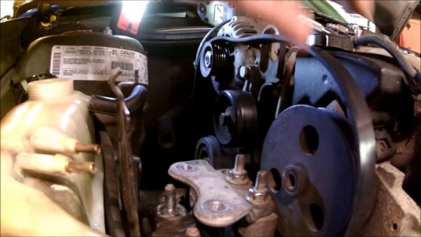 Howto Remove A Waterpump From A 2000 Chevy Malibu 3 1 Liter