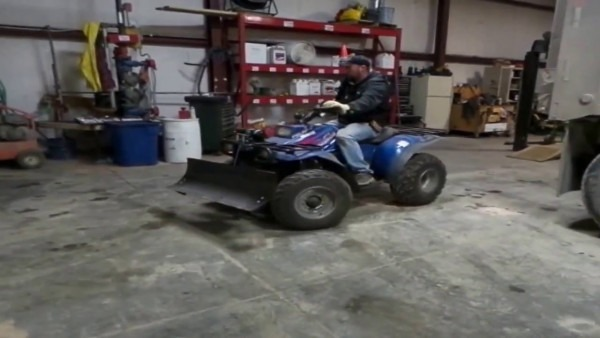 1996 Polaris Magnum 425 Atv For Sale