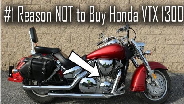 Why Not To Buy A Honda Vtx 1300