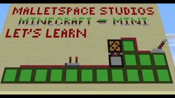Minecraft Mini Let's Learn Tutorials  How