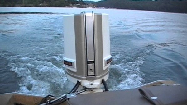 1972  105 Chrystler Outboard