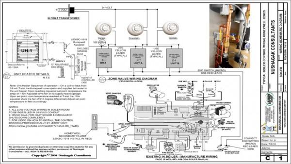Zone Valve Wiring Schematic