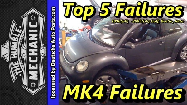 Top 5 Failures 1999