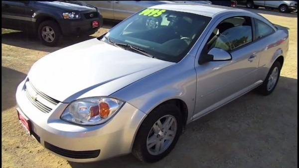 2006 Chevrolet Cobalt Coupe, Start Up, Walk Around And Review