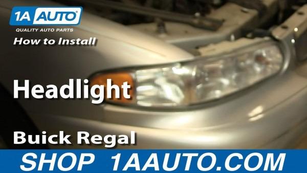 2003 Buick Lesabre Dash Lights