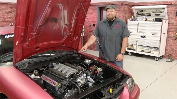 Cj Project Krimpstang  1996 Mustang Coyote Engine Swap Overview