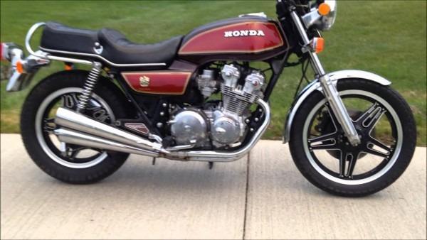 1979 Honda Cb 750