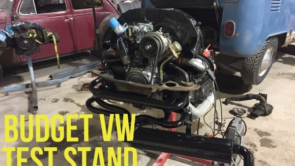 Vw Test Stand Wiring