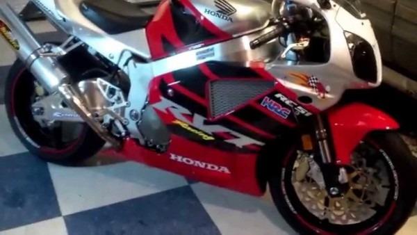 Honda Rvt 1000r Rc51 2004 Nicky Hayden Sp2