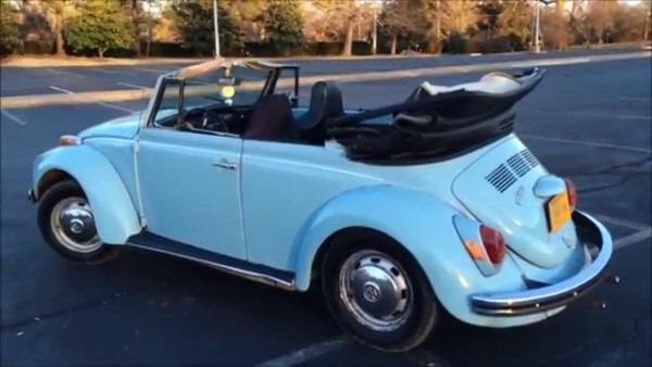 Long Overdue Update On My 1971 Volkswagen Beetle Convertible