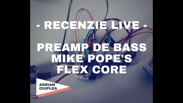 Mike Pope Flexcore Preamp