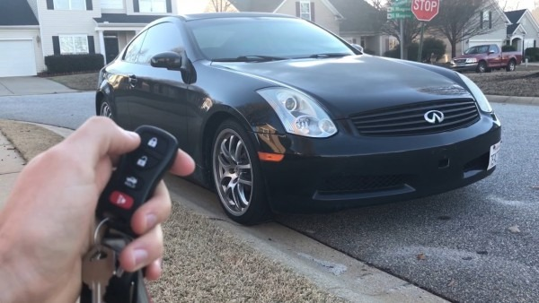G35 Coupe Tricks