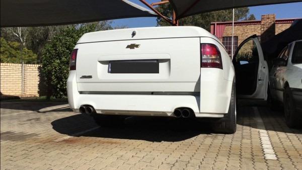 Chevy Lumina Ss V8