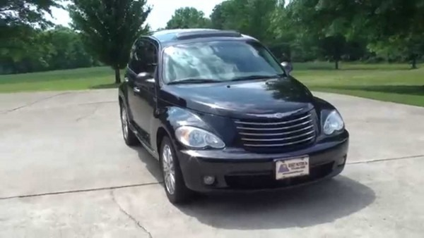 Hd Video 2006 Pt Cruiser Gt Turbo Black For Sale See Www