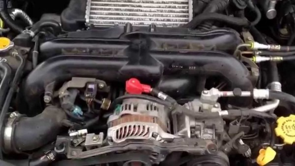 2005 Subaru Outback Xt Startup Issues Sound
