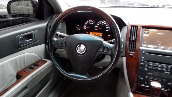 2005 Cadillac Sts V8, Black