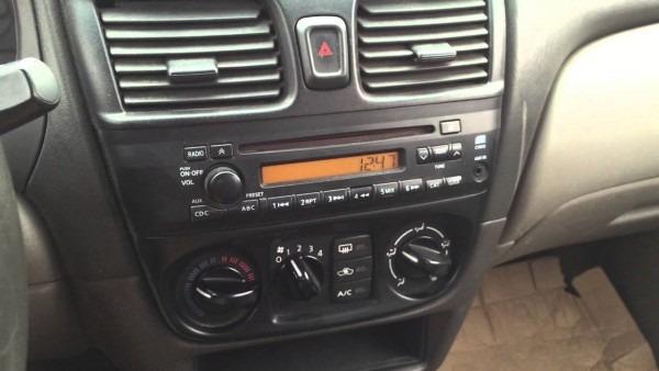 2004 Nissan Sentra 1 8s Remote Starter