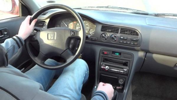 1995 Honda Accord Lx 5