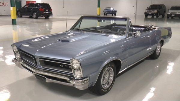 For Sale  '65 Gto Convertible Walkaround And Test Drive