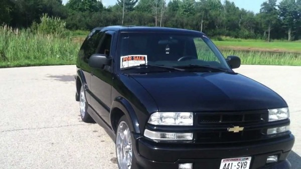 For Sale   2002 Chevy Blazer Xtreme  Audio Demo