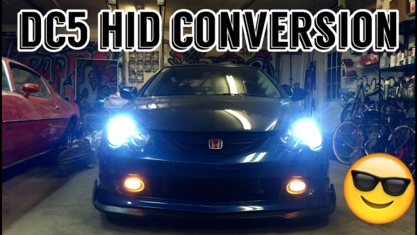 Rsx Hid Headlight Conversion Step By Step  U2013 Car Wiring Diagram