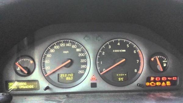 Volvo S60 2,4t