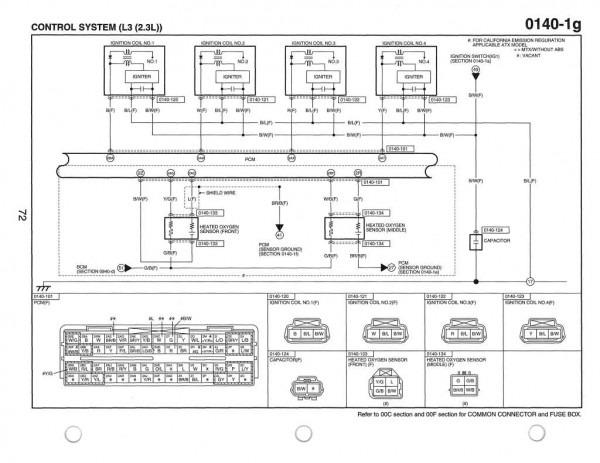 2003 Mazda 6 Radio Wiring Diagram