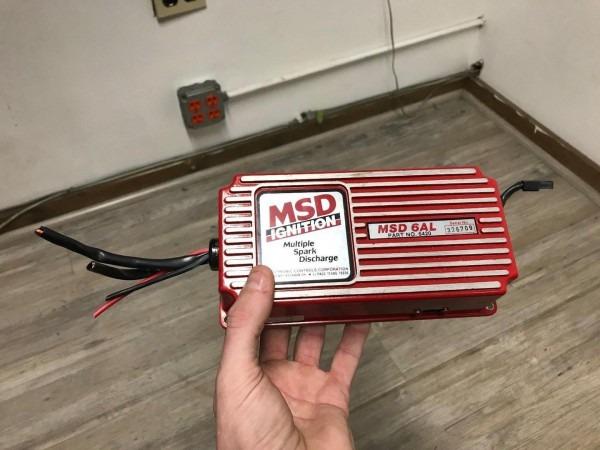Msd Ignition 6420