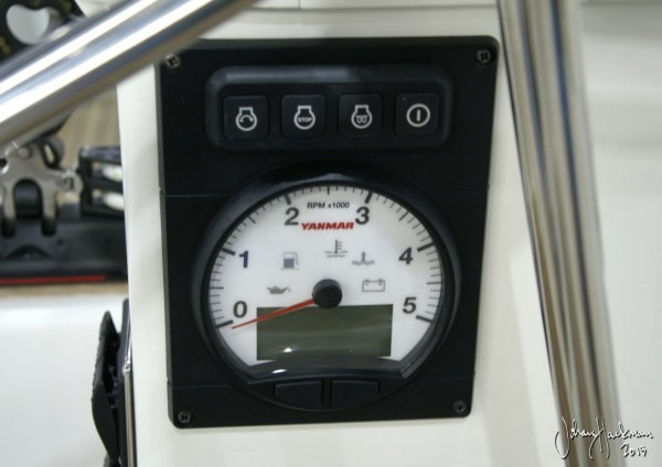 Yanmar Display