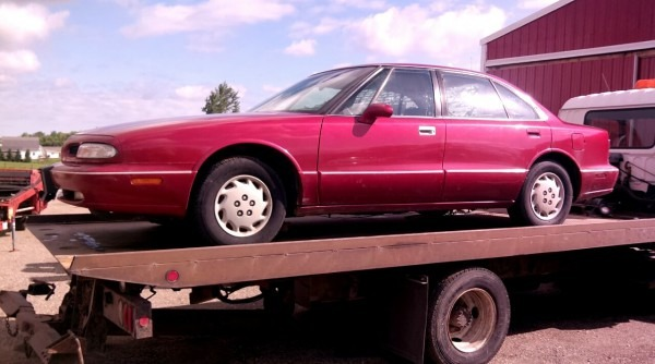 1999 Olds Delta 88