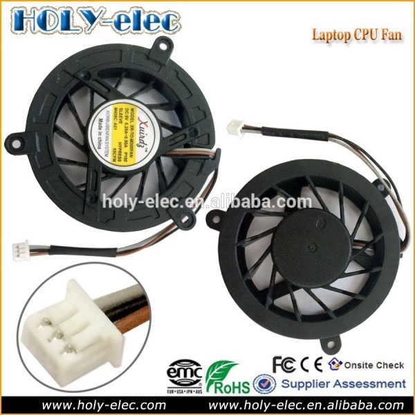 3 Wire Original New Laptop Replacement Repair Part Cpu Cooling Fan