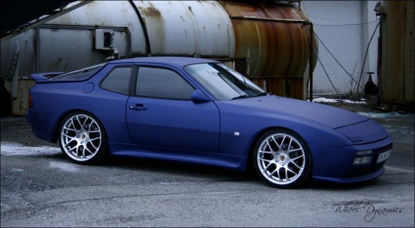 Cleanest Looking 944 I've Seen In A Long While!!!