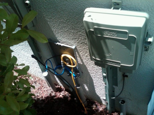 Outside Cable Box Diagram