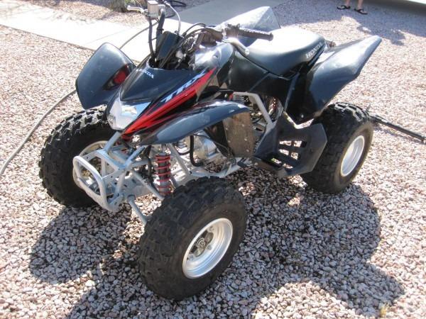 2007 Honda 250ex