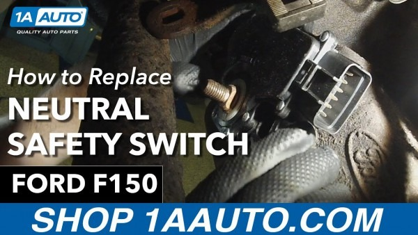 How To Replace Neutral Safety Switch 97