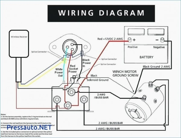 Old Ramsey Winch Switch Wiring Diagram