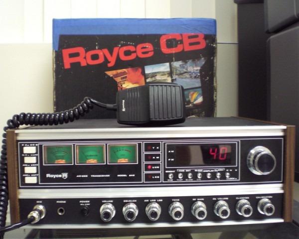 Royce Cb Radios