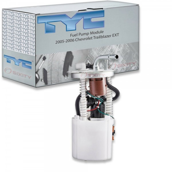 Tyc Fuel Pump Module Assembly For 2005