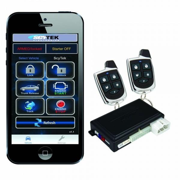 Scytek Mobilink G5 Smartphone Remote Start Vehicle Security System